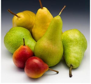 Nutritional Benefits of Pears