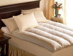 Feather Bed verses Fiber Bed
