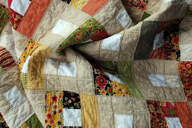 Give your special quilts extra care.