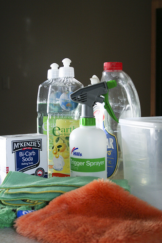 tips for cleaning trouble spots in your bedroom