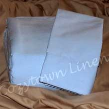 Percale Blend Sheets in Olympic Queen, XL Twin, and many hard to find sizes
