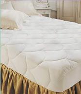 Mattress pads sofa bed waterproof wool plush quilted for Sofa bed mattress pad waterproof