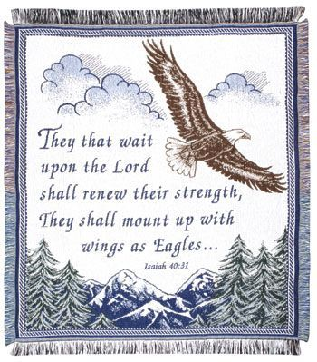 Isaiah Tapestry Throw
