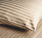 400TC Tone-on-Tone Cotton Sheets Made in the USA